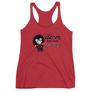 The Incredibles: Edna Never Look Back Women's Tank