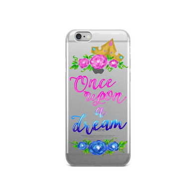 Sleeping Beauty iPhone Case