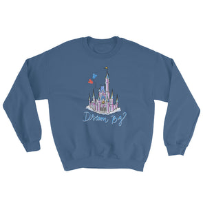 Dream Big WDW Unisex Crewneck Sweatshirt