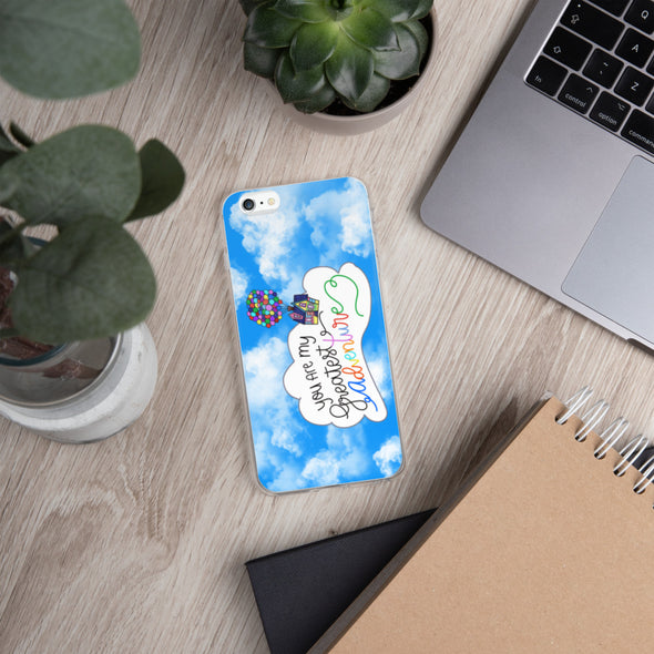 Up: Greatest Adventure iPhone Case