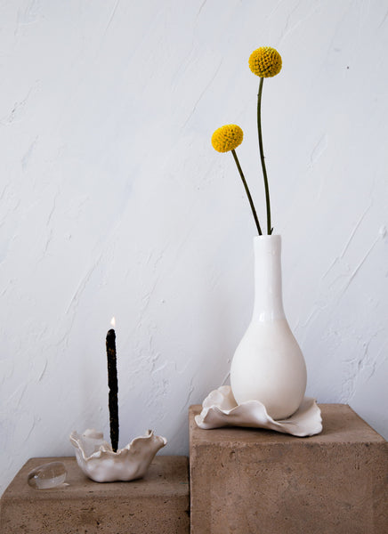Lily of the Valley Vessel