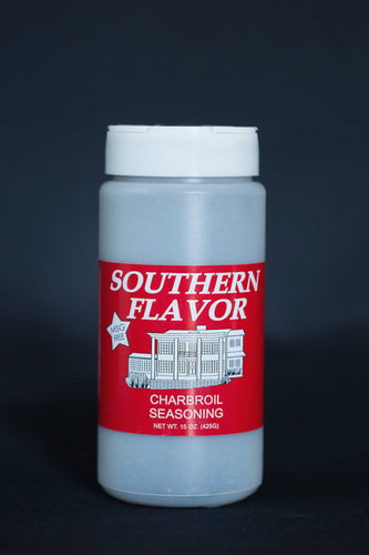 Original Charbroil Southern Flavor Seasoning, 15 oz. Canister