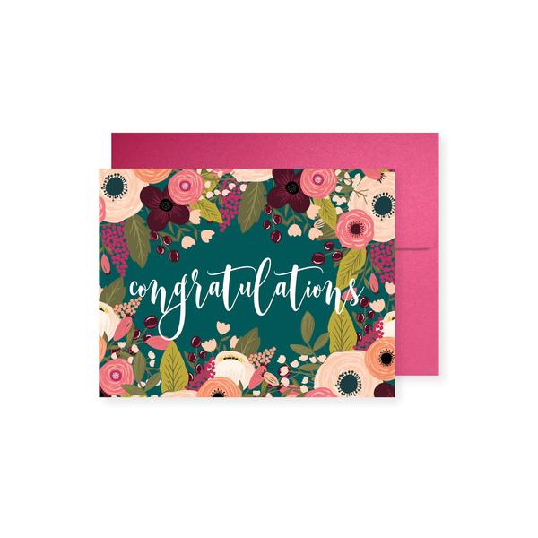 Card - Floral Everyday Cards
