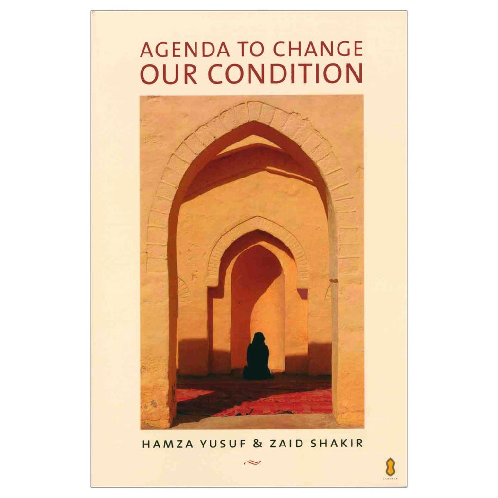 out of stock - Agenda to Change our Condition