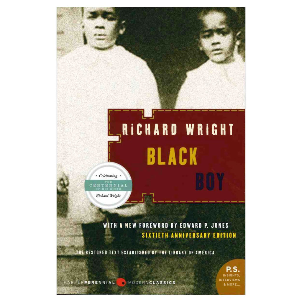 Black Boy: A Record of Childhood and Youth