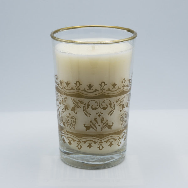 Candle - Moroccan Tea Glass