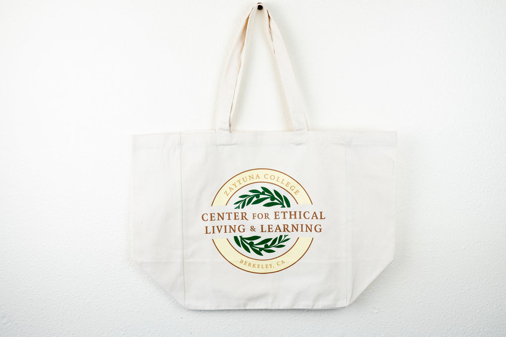 Center for Ethical Living Market Bag
