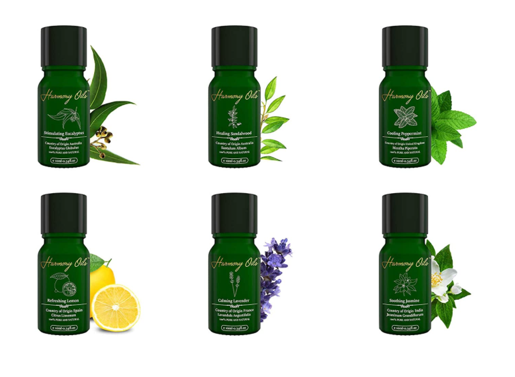 Harmony Essential Oils