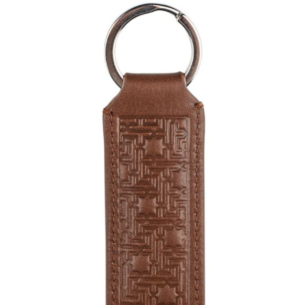 Zellige Brown Key Strap