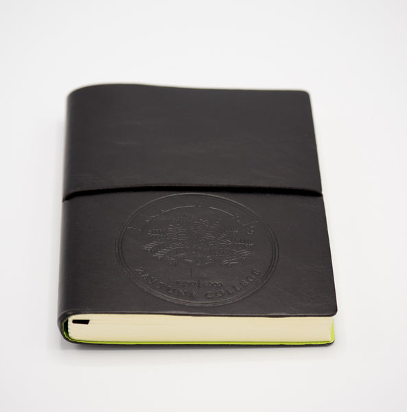 Journal With Black Leather Seal