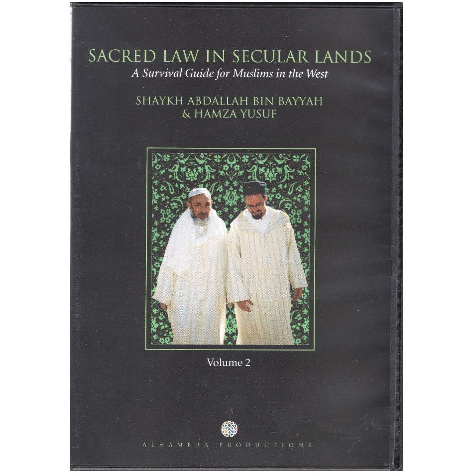 Sacred Law in Secular Lands - Volume 2