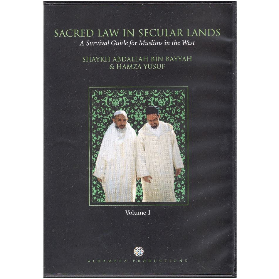 Sacred Law in Secular Lands - Volume 1