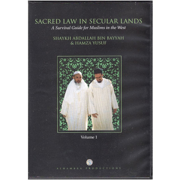 Sacred Law in Secular Land - Volume 1