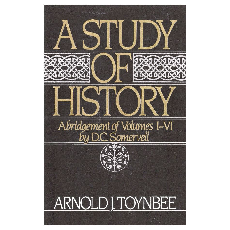 A Study of History Volumes 1-V1