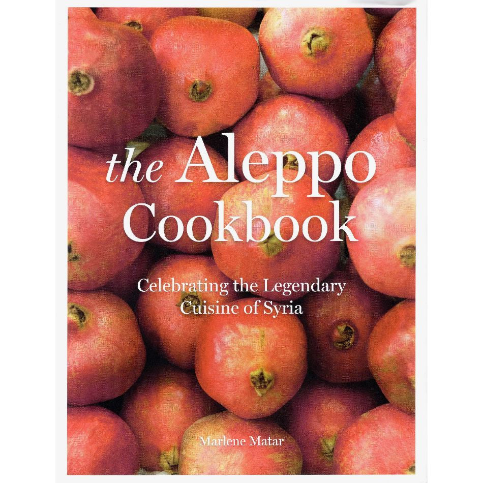 The Aleppo Cookbook