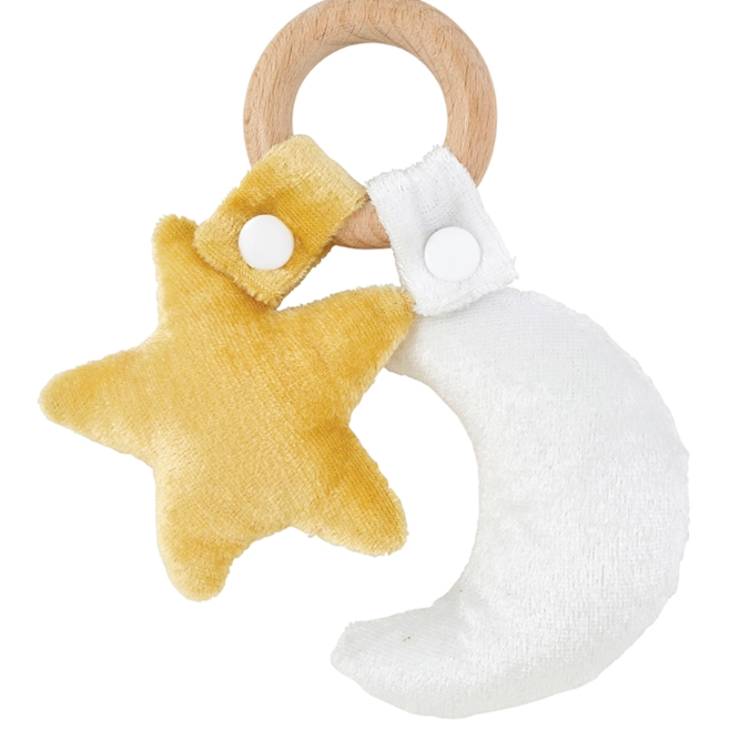 Star & Moon Teether