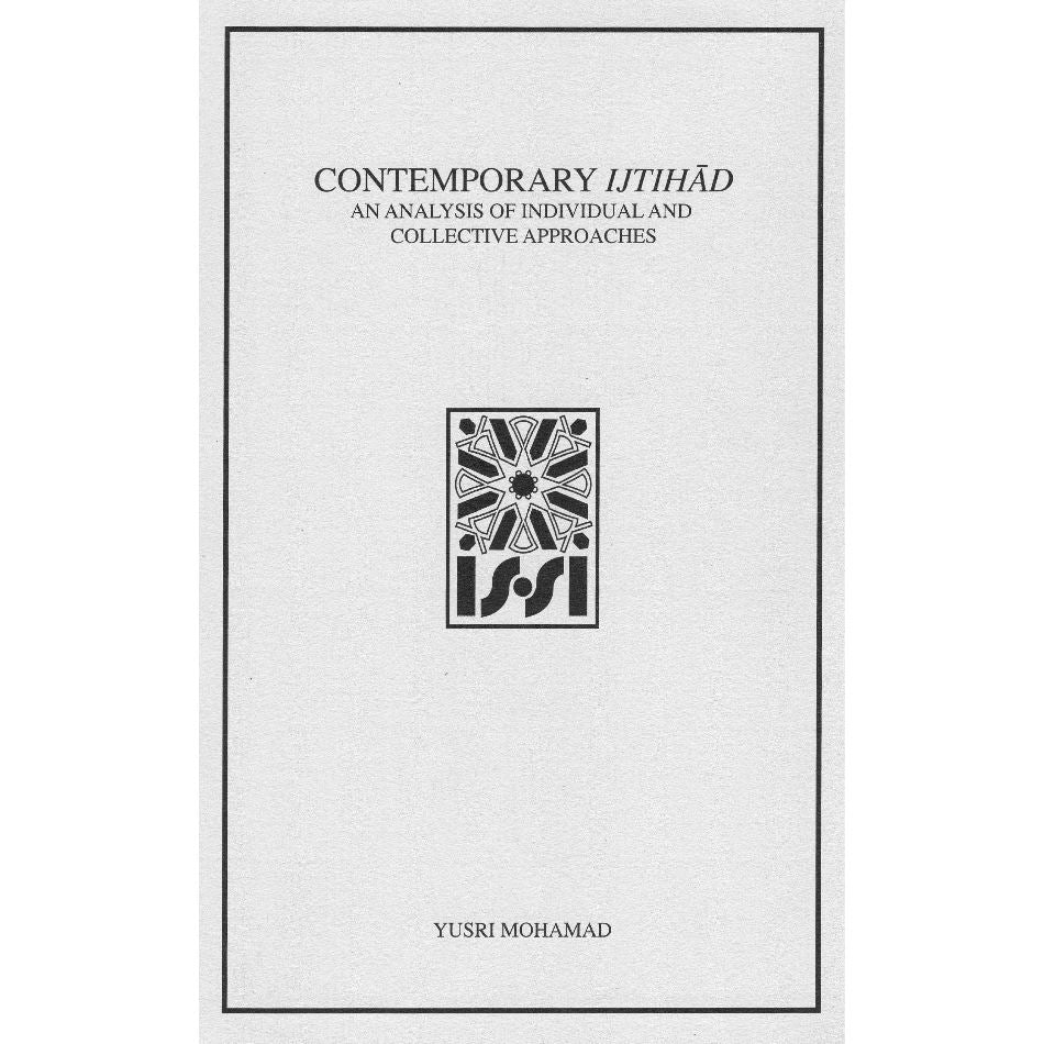 Contemporary Ijtihad