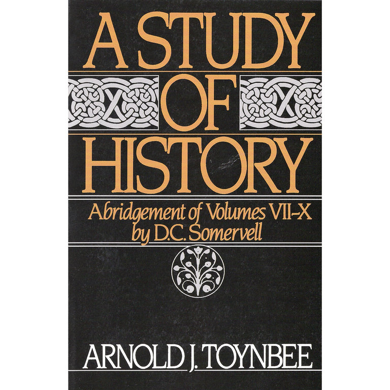 A Study of History Volumes V11-X