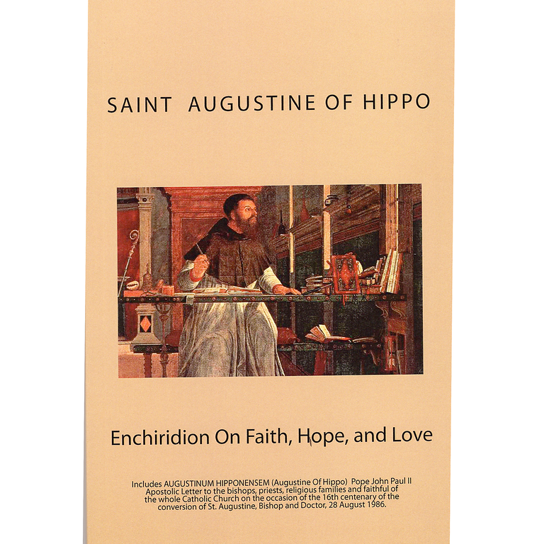 Enchiridion On Faith, Hope, and Love