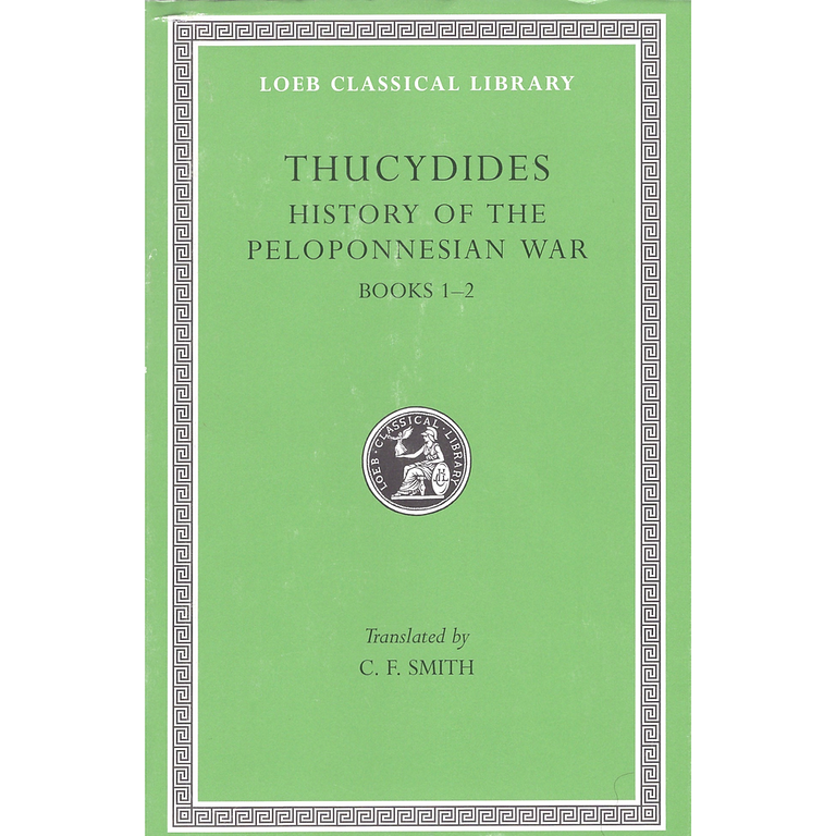 Thucydides: History of the Peloponnesian War  Books 1-2   108