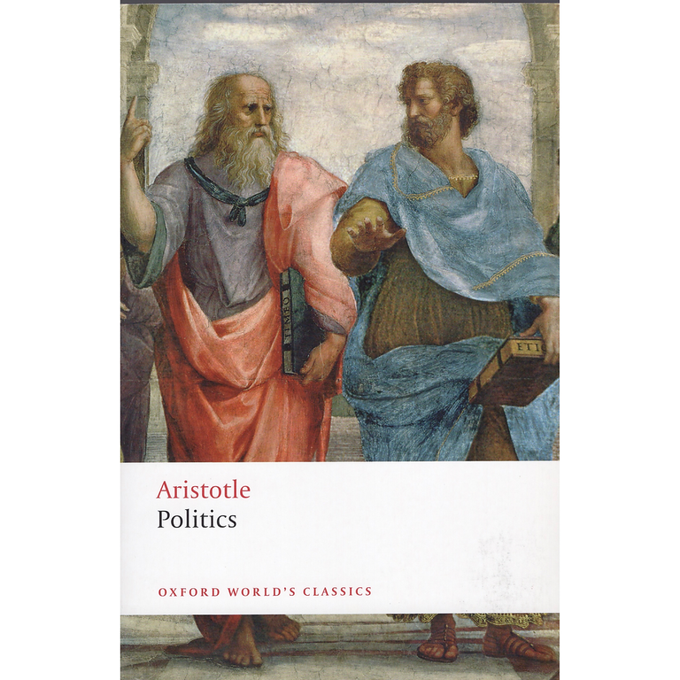 Aristotle Politics (Oxford World's Classics)