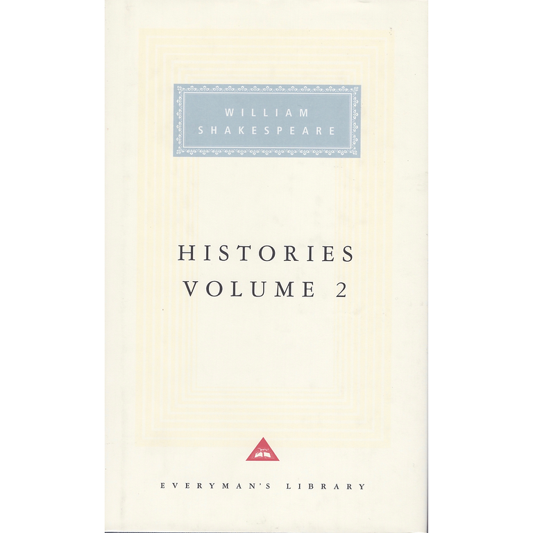 Histories | William Shakespeare -  Volume 2