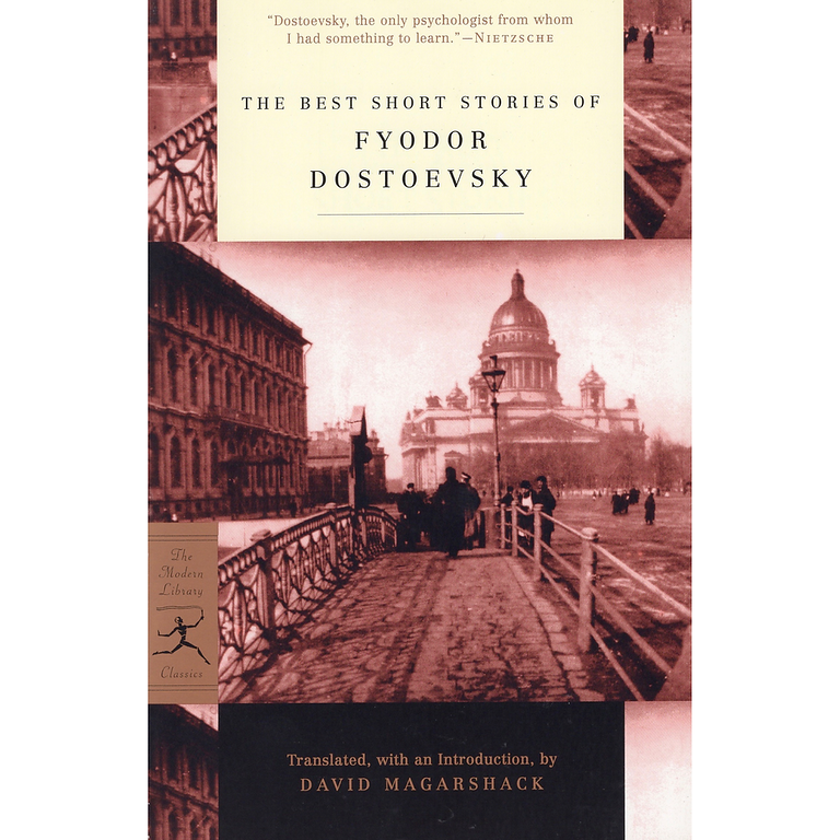 The Best Short Stories of Fyodor Dostoevsky