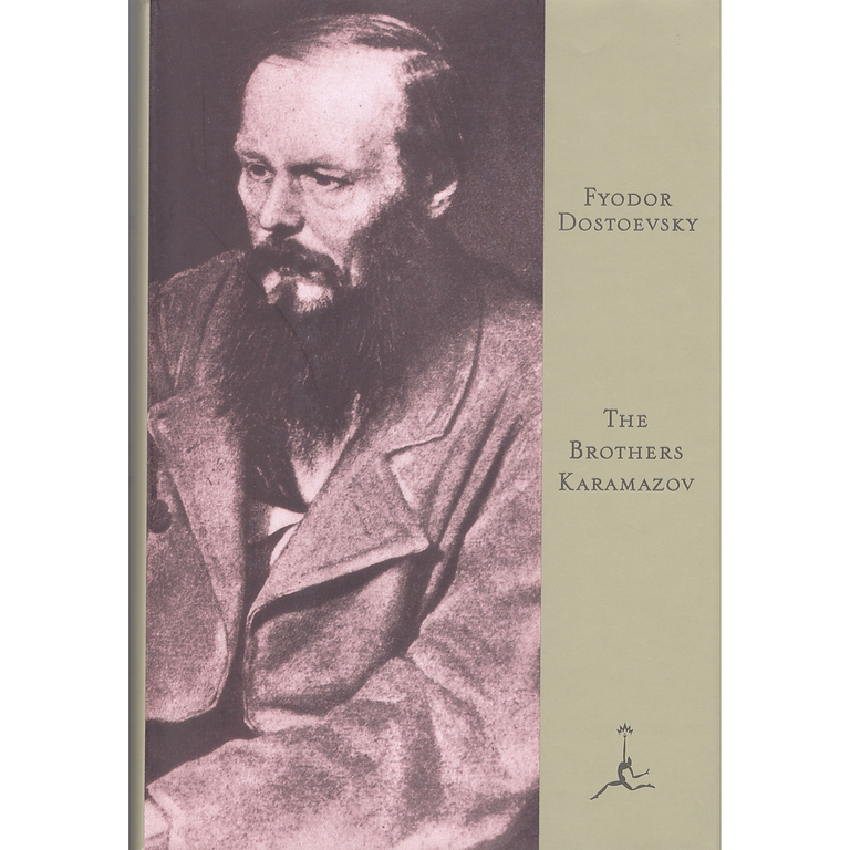 dostoevskys the brothers karamazov essay Dostoevsky's faith + human freedom, language, and imagination - introductory excerpt  in an essay of the sixties  and his karamazov-god of tension.