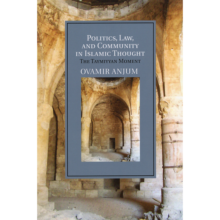 Politics, Law, and Community in Islamic Thought: The Taymiyyan Moment (Cambridge Studies in Islamic Civilization)