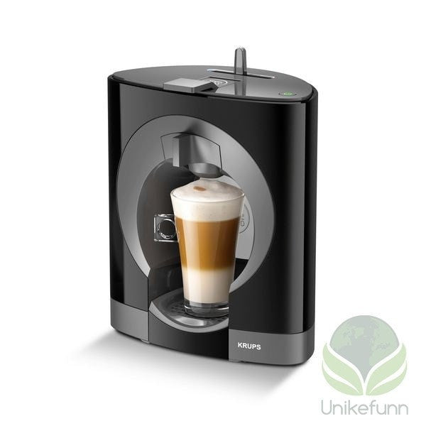 Krups KP1108 Pod coffee machine 0.6l Svart coffee maker - Langlevering.no
