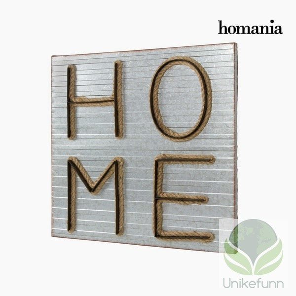 Metallramme hjem by Homania - Langlevering.no