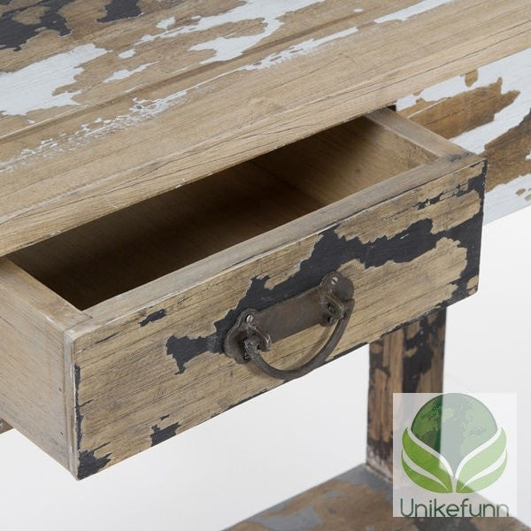 1 skuff gang strippet tre - Poetic Samling by Craften Wood - Langlevering.no