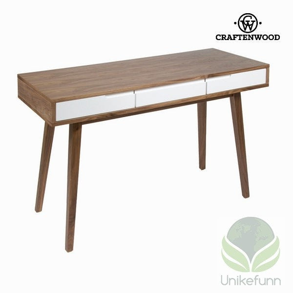 Skrivebord i tre - Modern Samling by Craften Wood - Langlevering.no