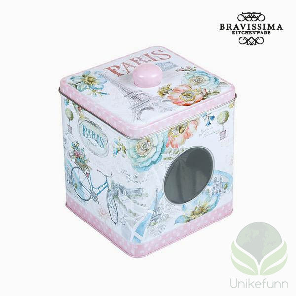 Box with cover Paris by Bravissima Kitchen