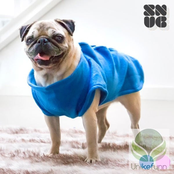 ONE DOGGY Teppe med armer | SNUG SNUG