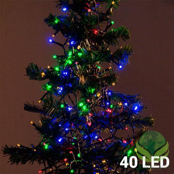 Julelys (40 LED)