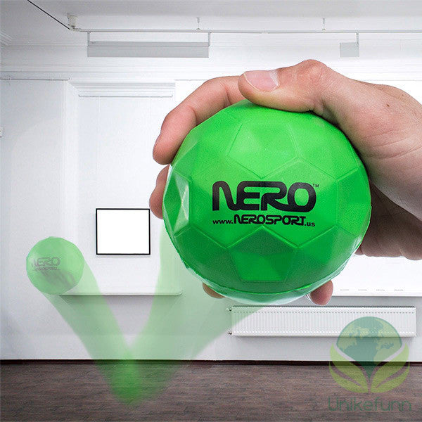 Nero Sprettende Ball