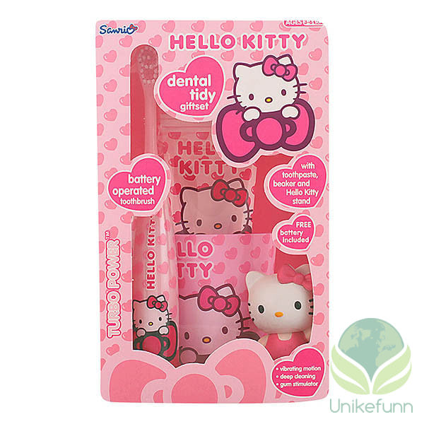 Hello Kitty - HELLO KITTY DENTAL TIDY LOTE 4 delers gavesett