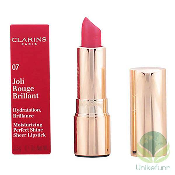 Clarins - JOLI ROUGE BRILLANT 07-raspberry 3,5 gr