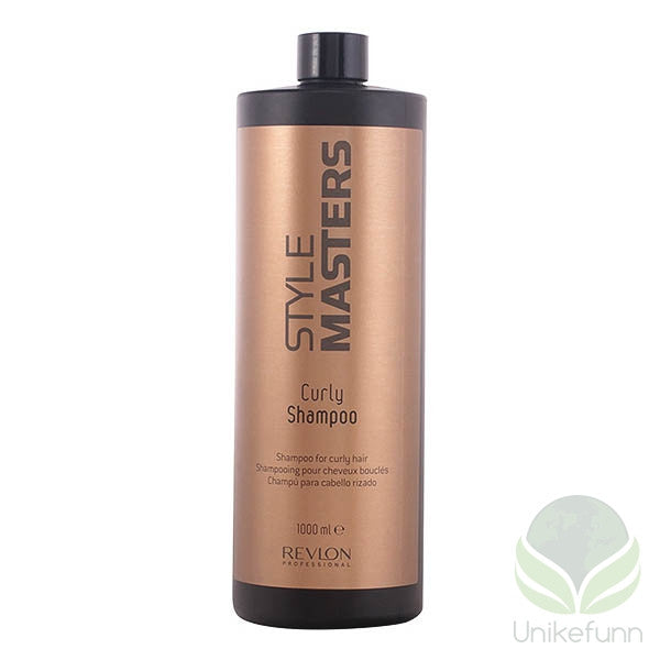 Revlon - STYLE MASTERS shampoo for curly hair 1000 ml