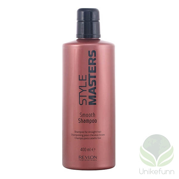 Revlon - STYLE MASTERS smooth shampoo for straight hair 400 ml