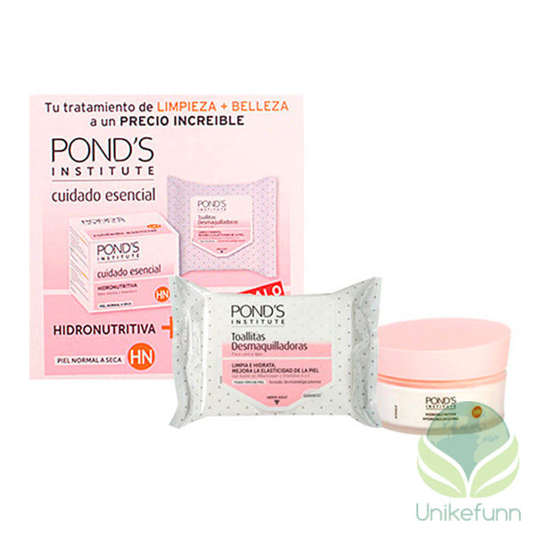 Pond's - ESSENTIAL CARE HYDRONOURISHING LOTE 2 delers gavesett