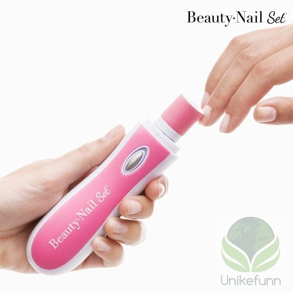 Beauty Nail Set 5 Neglelakkmaskin