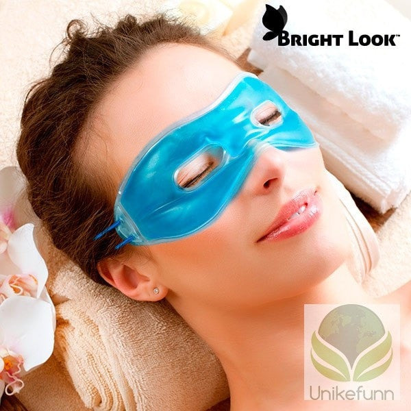 Bright Look Dempende Gelemaske - Langlevering.no