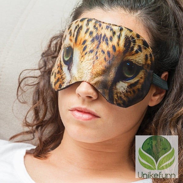 Animal's Eyes Sovemaske - Langlevering.no