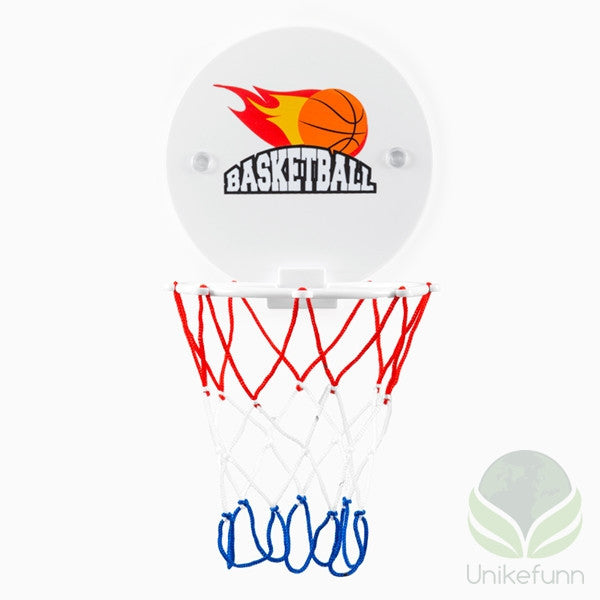 Basketballspill for WC (7 deler)