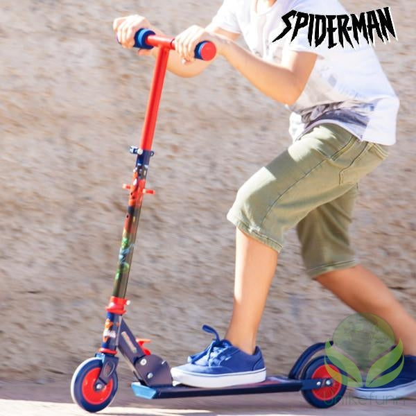 Spiderman Scooter (2 hjul)
