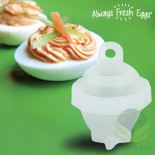 Always Fresh Eggs Egg Koker (Pakke med 6)
