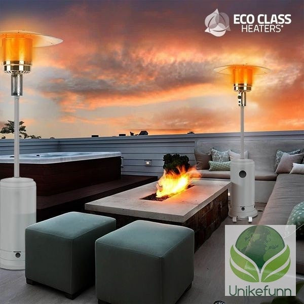 ECO CLASS HEATERS GH 12000W GASS TERRASSEVARMER - Langlevering.no