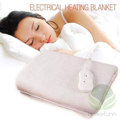 Electrical Heating Blanket Elektrisk Teppe 150 x 80 cm